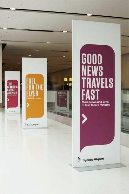 Resultado De Imagem Para Placas De Sinalizacao Em Shopping Standee Design Conference Design Signage Design