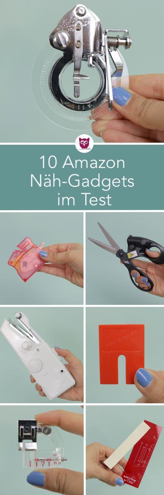 Photo of 10 Amazon Näh-Gadgets im Test – DIY Eule