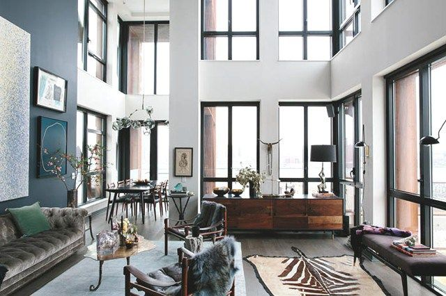 olivia palermo dumbo apartment - Google Search | The Cozy ...