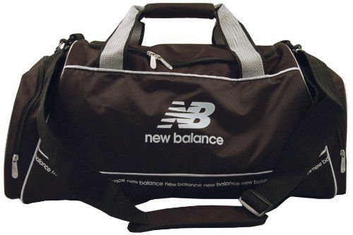 New Balance Uni Momentum Large Duffle Bag Black