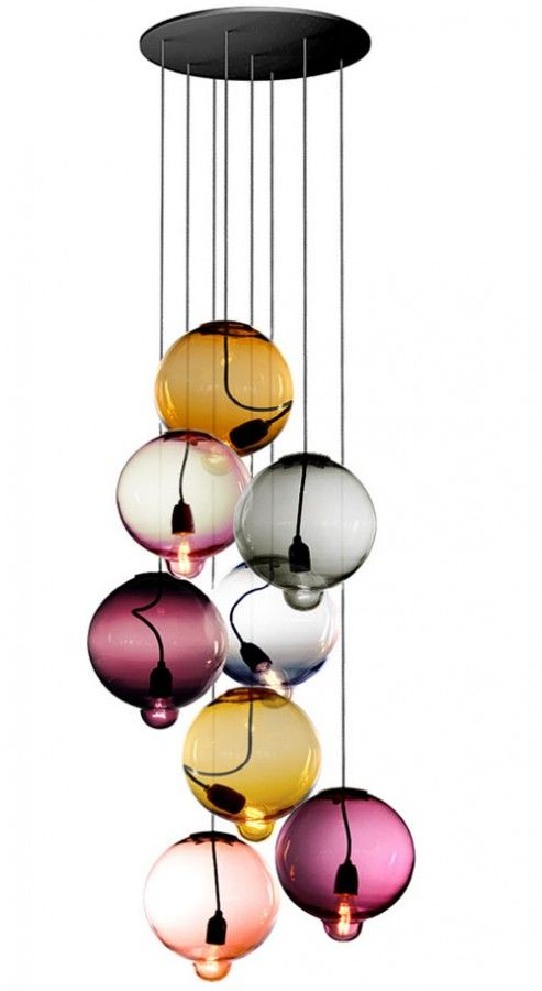 Meltdown Pendant Lamp By Johan Lindstén For Cappellini