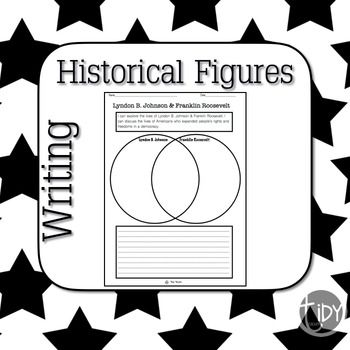 compare and contrast two historical figures