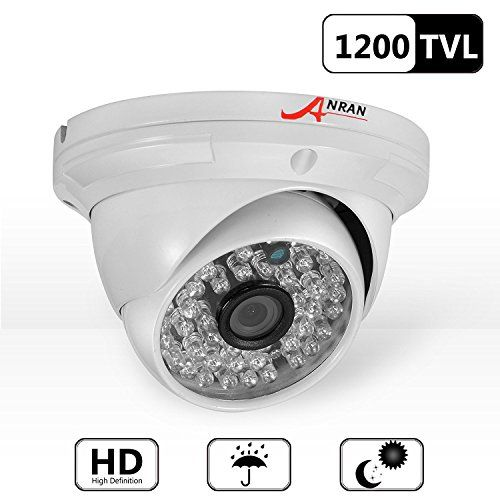 Anran Hd 1200tvl 48 Ir Leds High Resolution Cctv Camera Home Security Day Night Waterproof Inf Cctv Camera Video Surveillance Cameras Security Cameras For Home