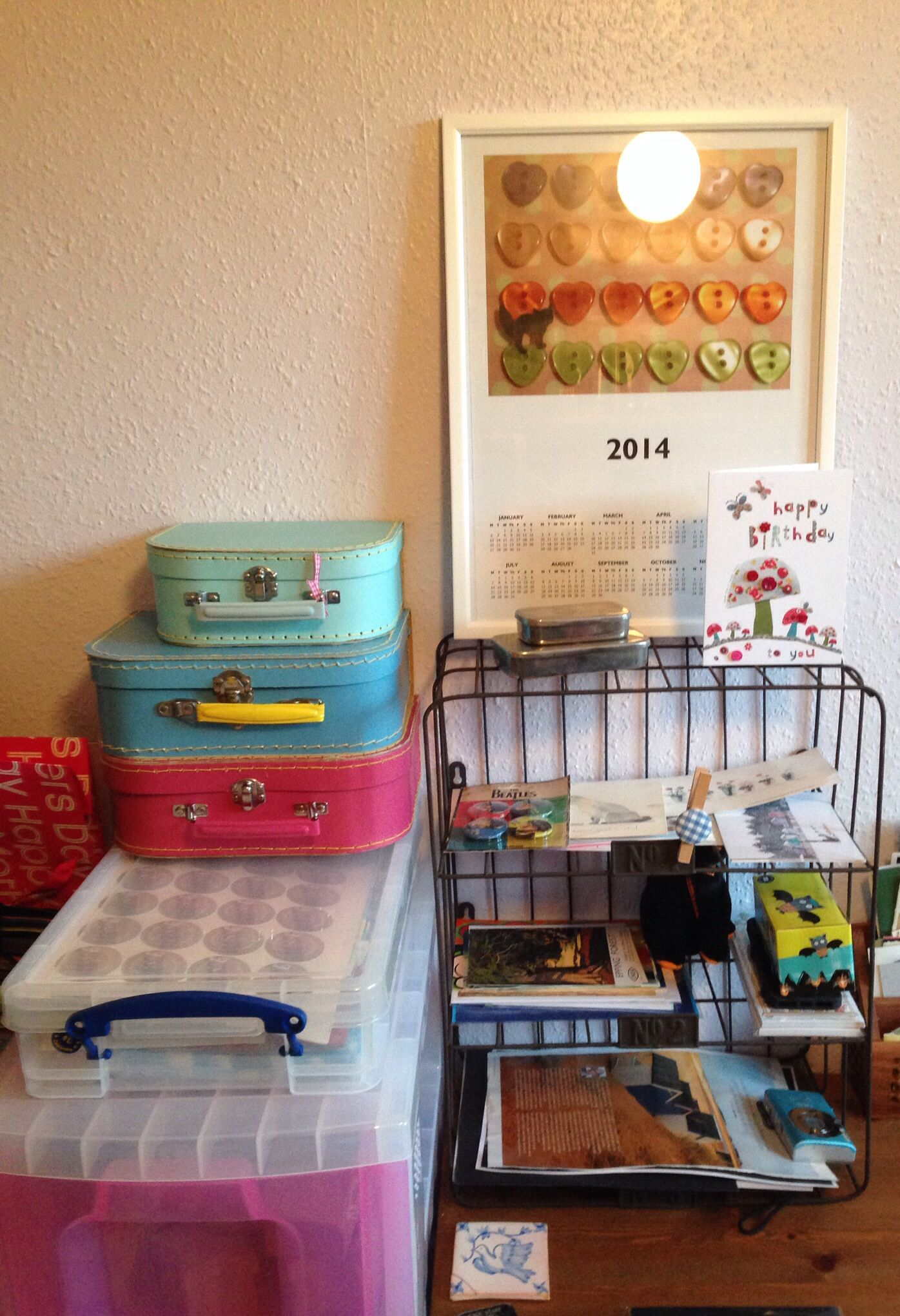 Tidy workroom! | Home decor, Tidying, Decor