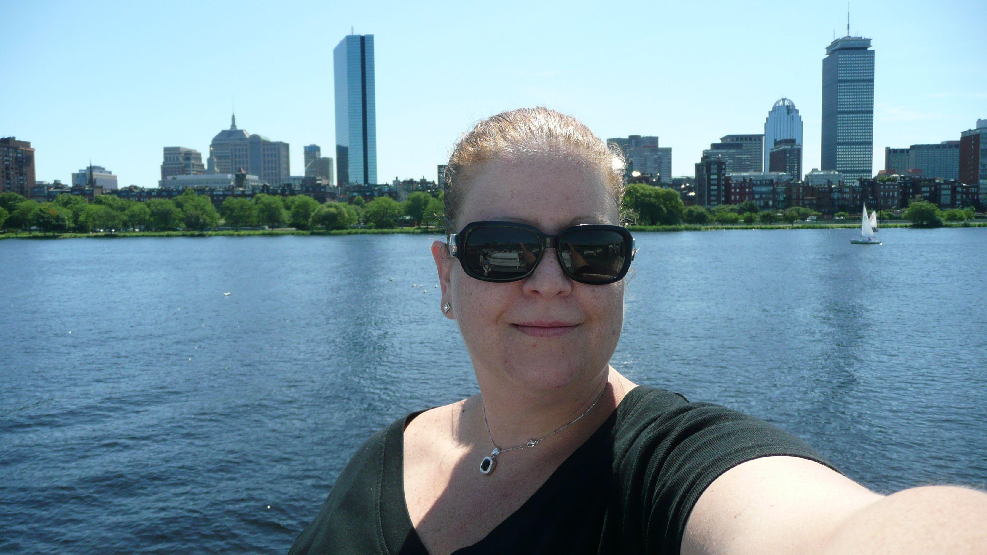 Charles River Boston/Cambridge MA 2008