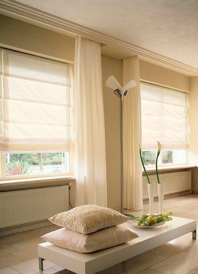 cortinas modernas - Buscar con Google Ideas para la casa