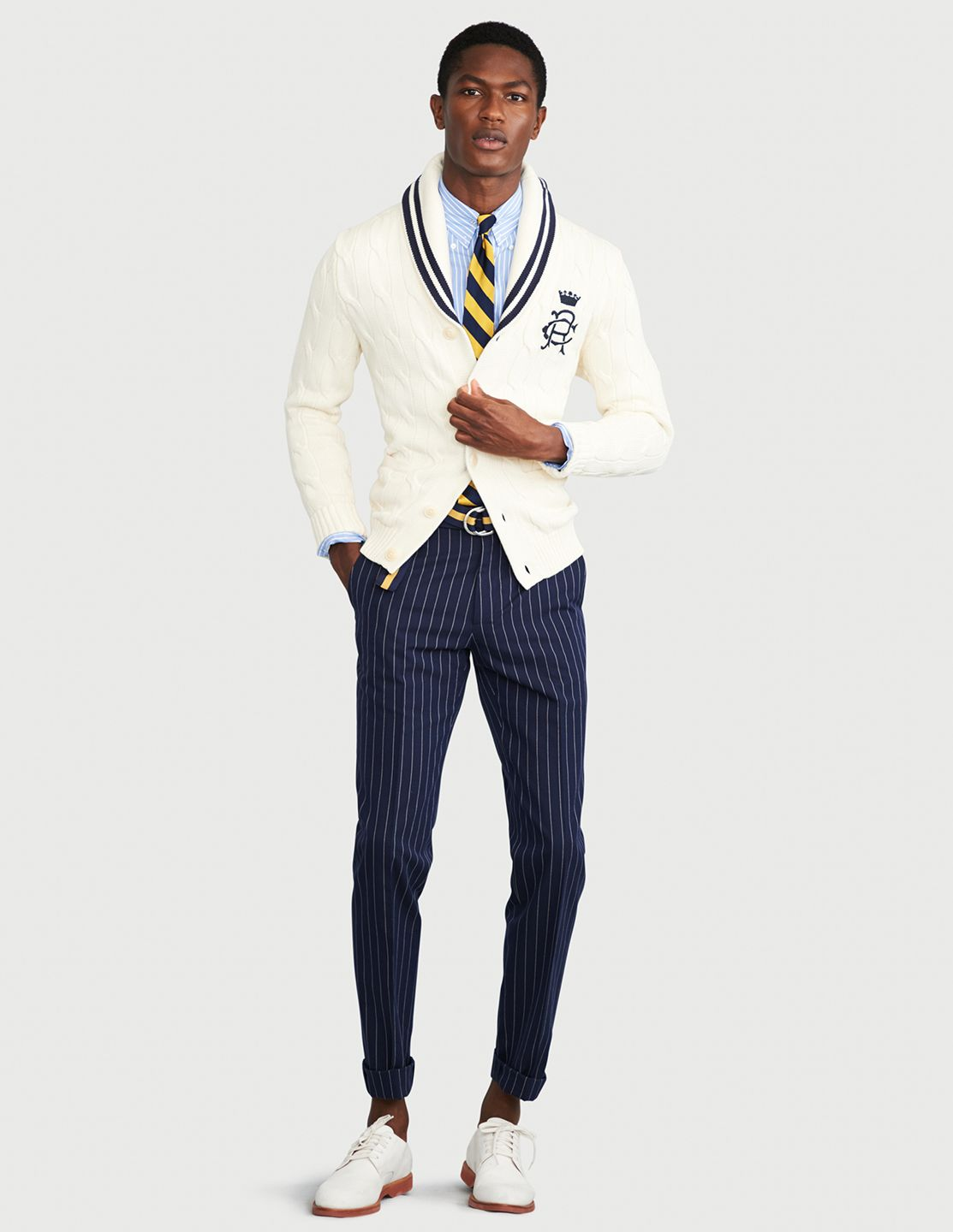 Lauren's Suited Spring Collection Ralph With Get Polo 2018 Men's m0wOvN8n