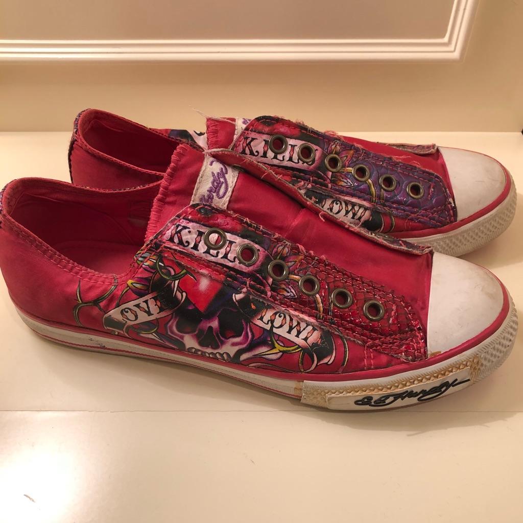 ed hardy shoes | Tumblr