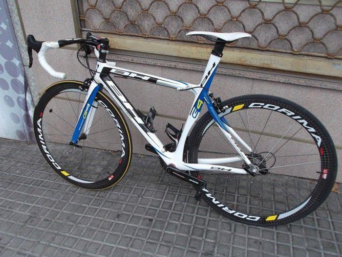 Se vende Bicicleta de Carretera de segunda mano BH G4 del 2008 ...