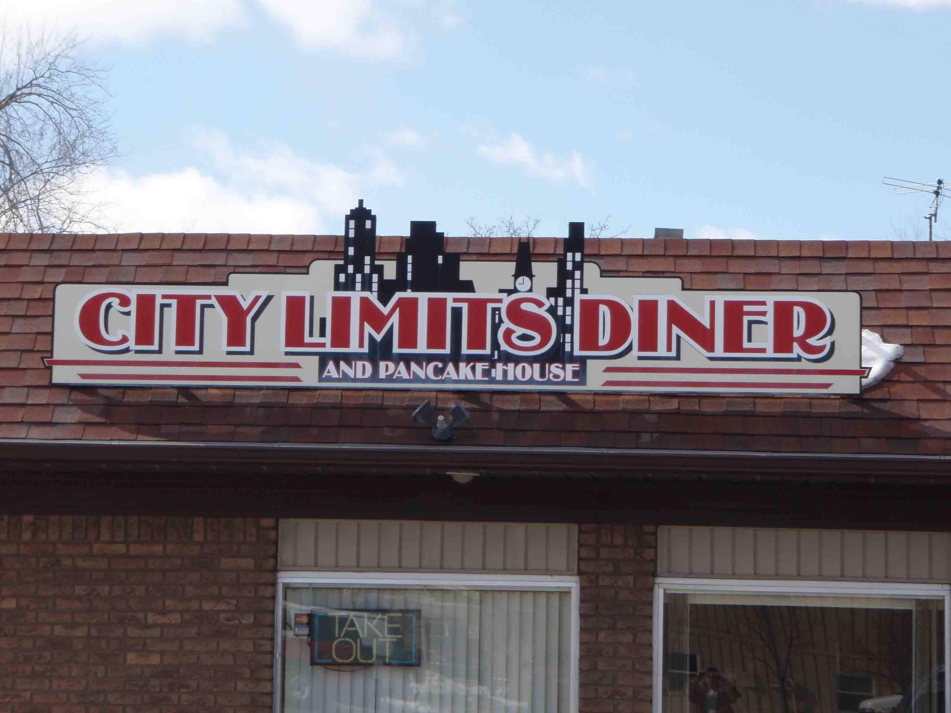 City Limits Diner And Pancake House Tecumseh Mi City Limits The Pancake House Tecumseh