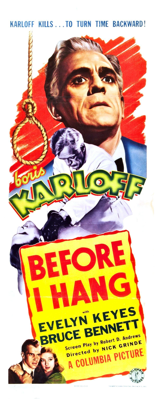 Before I Hang(1940)