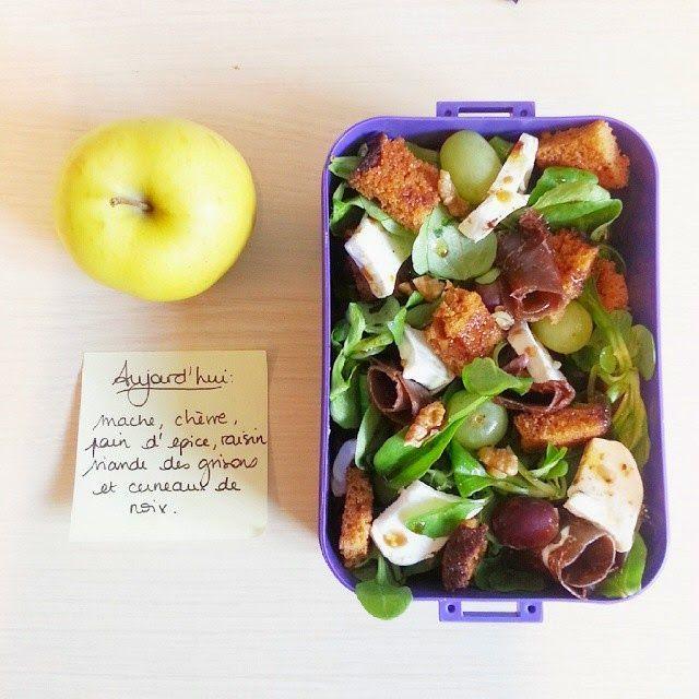 cinq recettes pour garnir sa lunch box cet automne lunch box bento pinterest. Black Bedroom Furniture Sets. Home Design Ideas