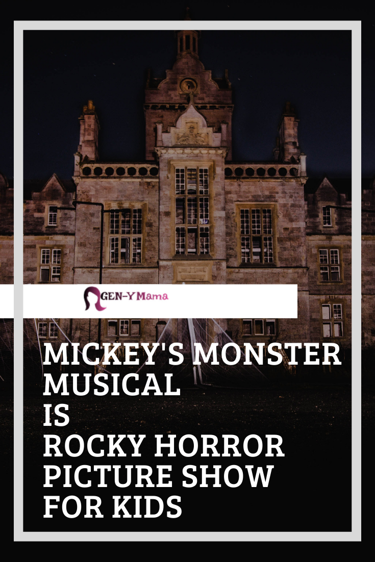 Mickey's Monster Musical is Rocky Horror Picture Show for ...