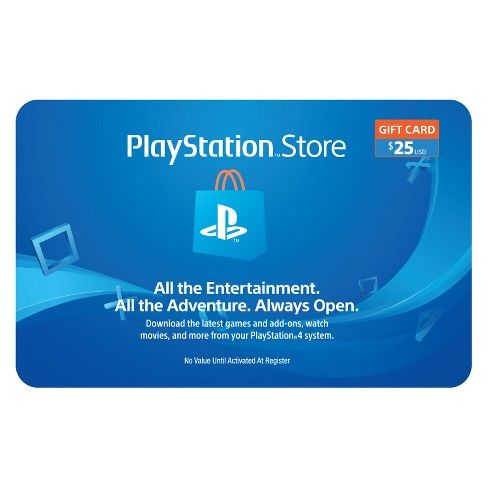 Playstation Store Gift Card Digital Store Gift Cards Ps4 Gift Card Xbox Gift Card
