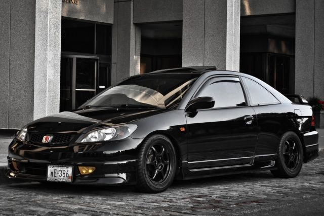 Does Anybody Know Which Body Kit This Is 7th Gen Honda Forum The 1 Community For 2001 2005 Honda Civi Honda Civic Coupe Honda Civic 2004 Honda Civic 2005