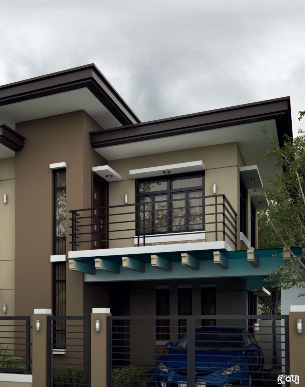 507e970d9d93765ac24cebe0866c5989 - View Small Narrow House Design Philippines  Pictures