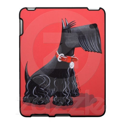 Scottish Terrier iPad Covers