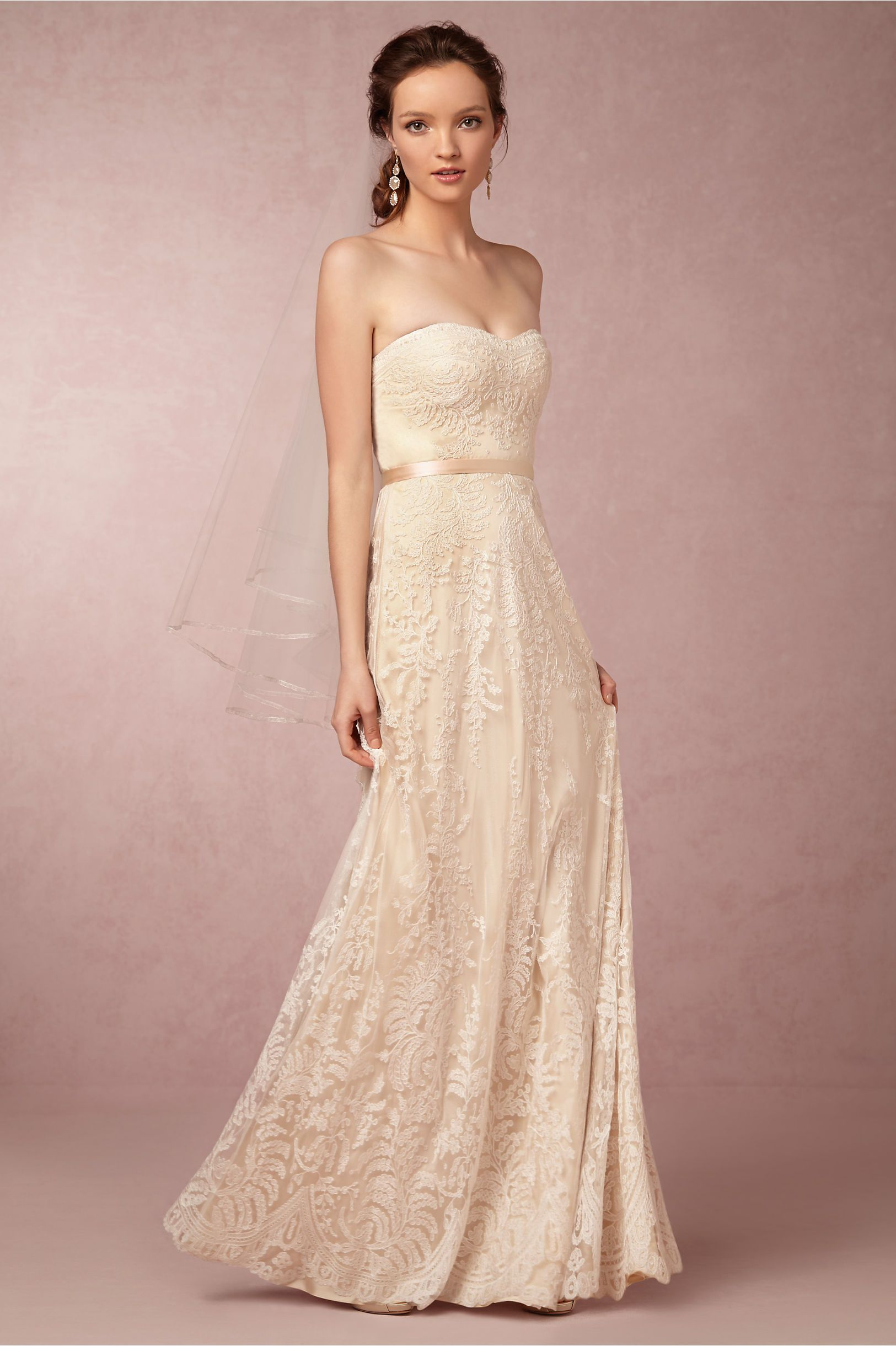 Zahara Gown by Catherine Deane for BHLDN | Fall Wedding Ideas ...