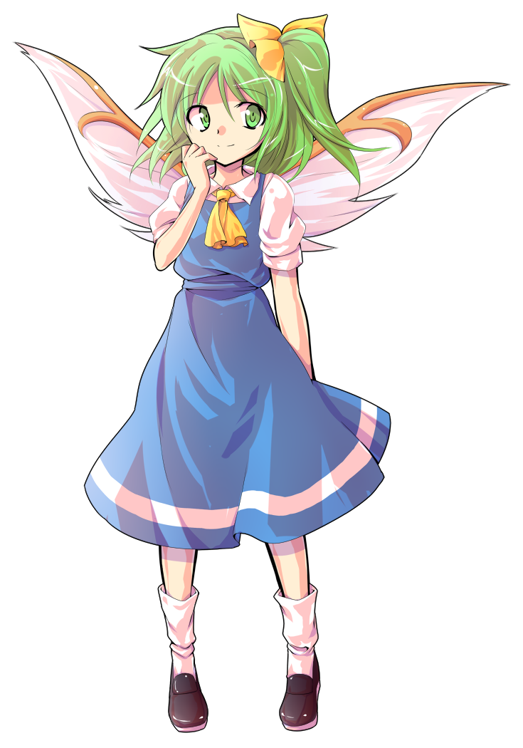Pin by Phoenixwing on Daiyousei Touhou Project (東方