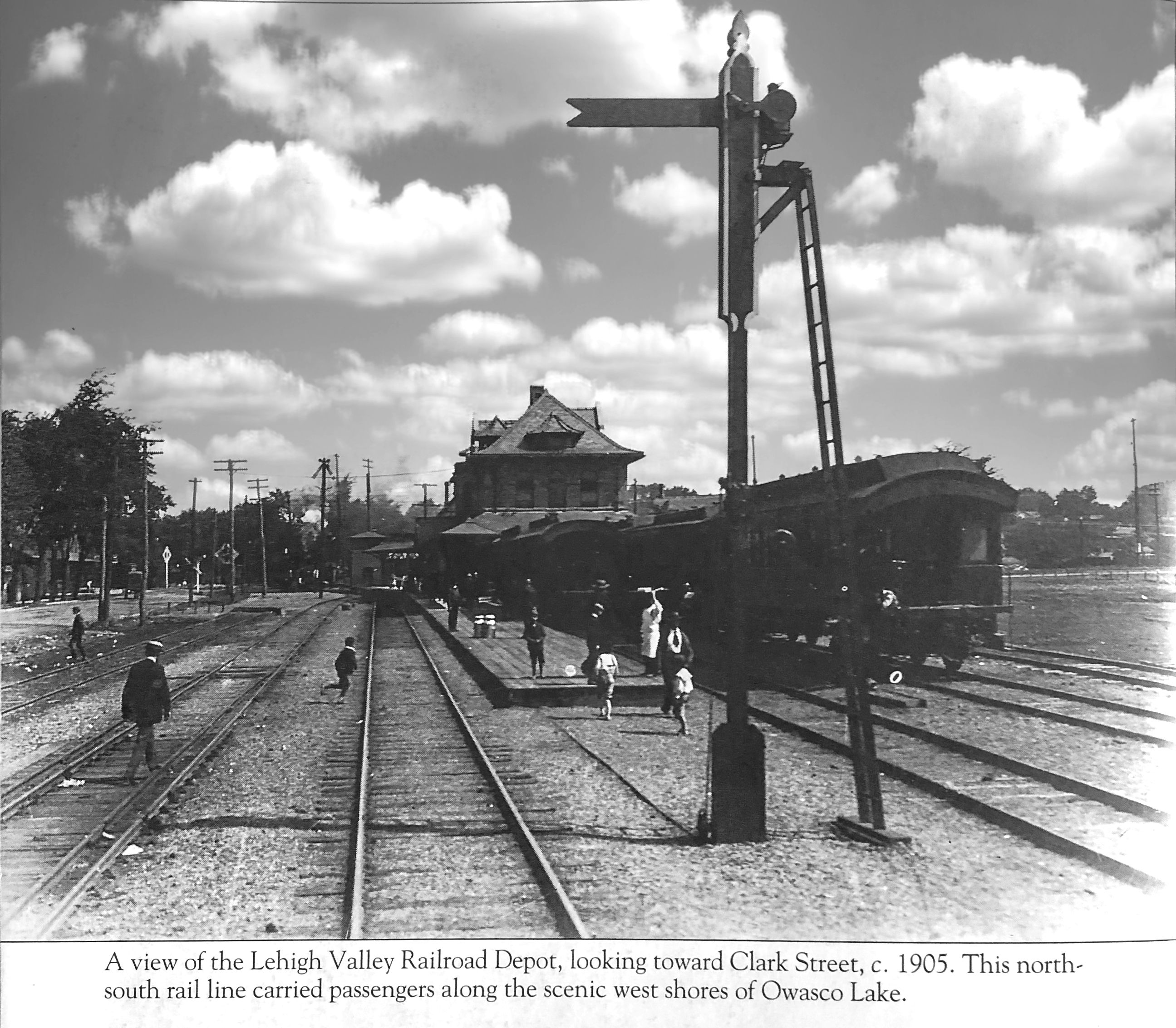 Lehigh Valley Christmas Station 2020 Lehigh Valley Station, Auburn, NY in 2020 | Lehigh valley, Lehigh