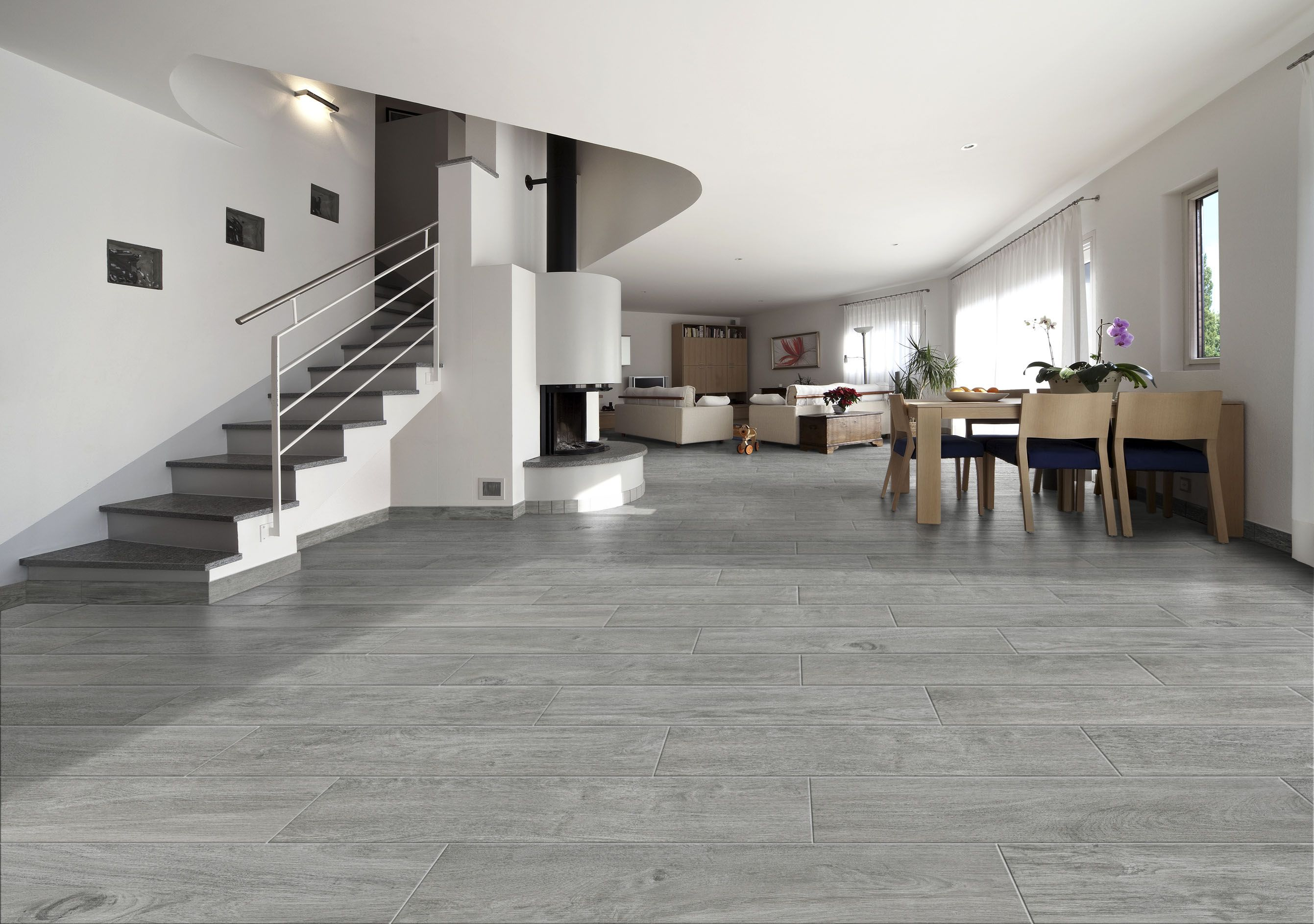 Magnolia Ash gray WoodInspired floor get this