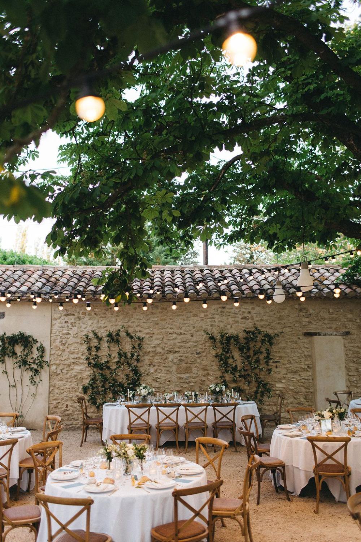 Wedding Planner Provence Un Mariage Intime En Provence Deco Mariage Exterieur Deco Mariage Boheme Table Mariage Boheme