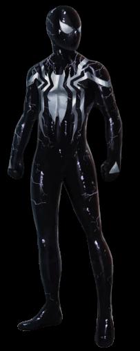 Mcu Symbiote Spider Man Png By Darthspidermaul On Deviantart Symbiote Spiderman Spiderman Symbiote