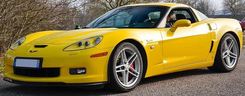 Chevrolet Corvette Z06 Flickr Alexandre Prévot (7