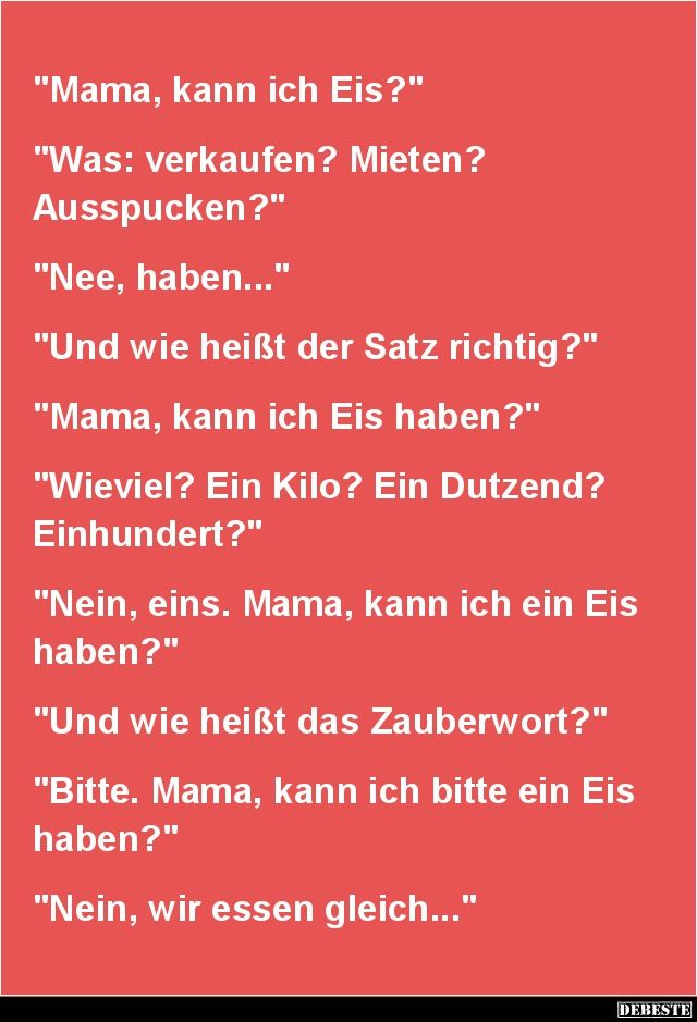 Mama Auf Deutsch