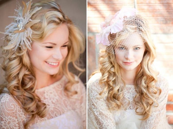 Bridal Veils And Hair Accessories Inspired By Eras Past Lo Boheme