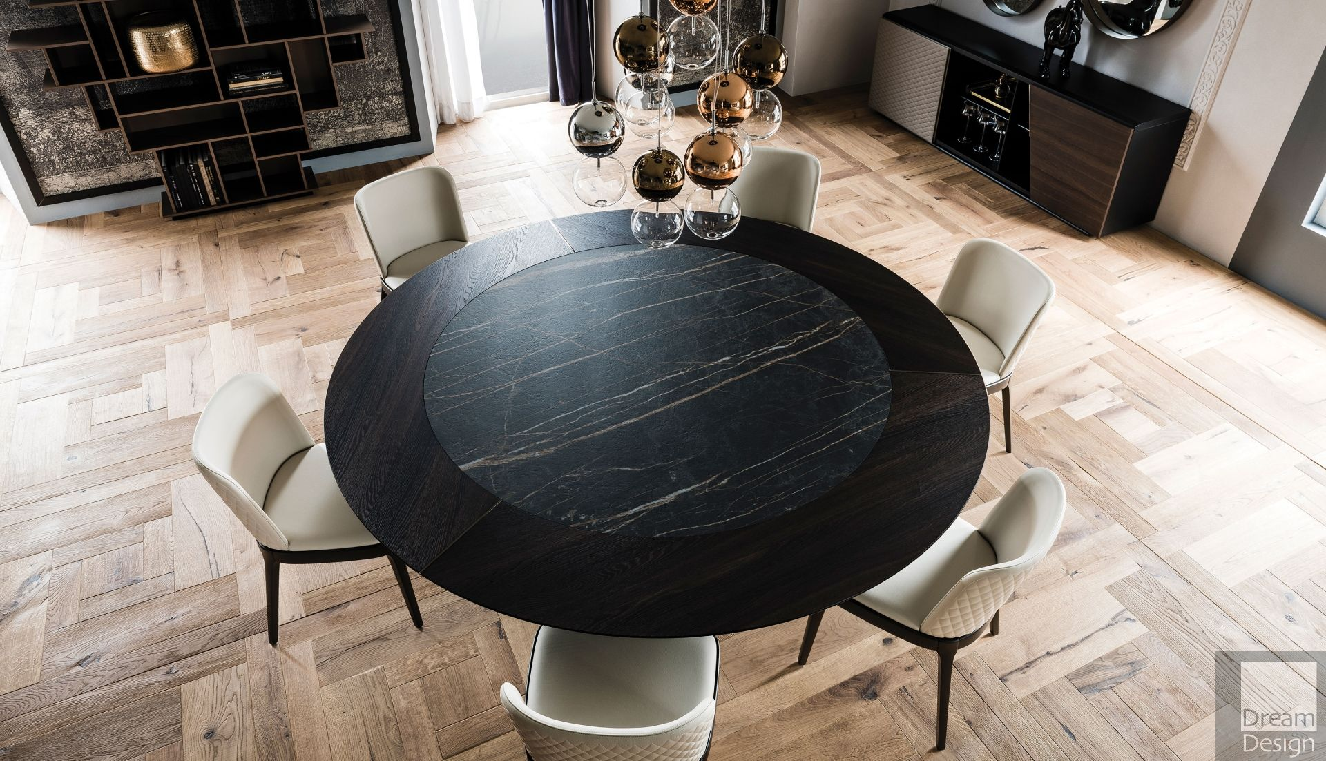 Round Table Ceres Ca.Cattelan Italia Skorpio Round Ker Wood Table Cattelan Italia