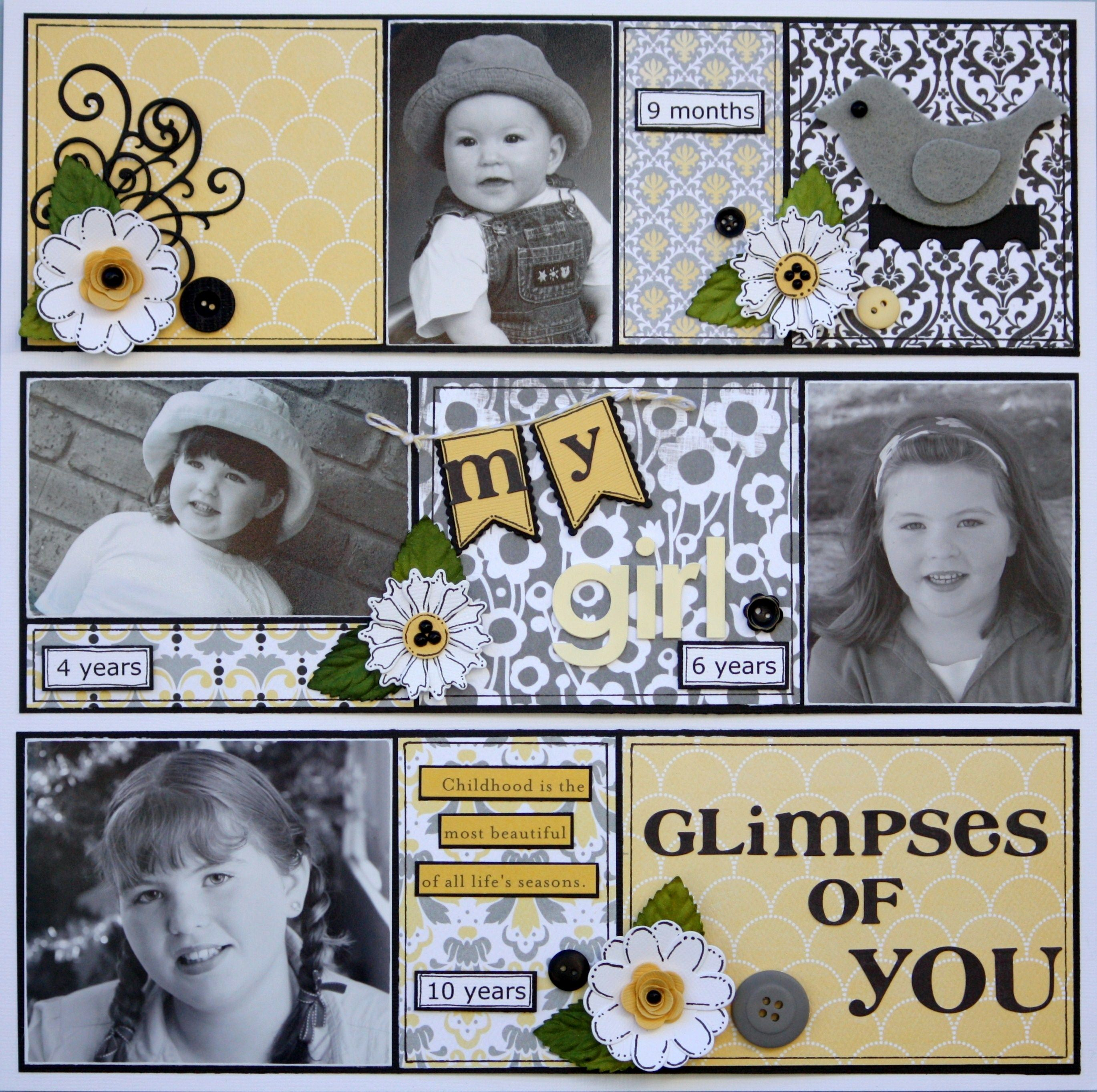 Scrapbook ideas many pictures - 17 Best Images About Scrapbooking On Pinterest Papercraft Paper And Paper Packs