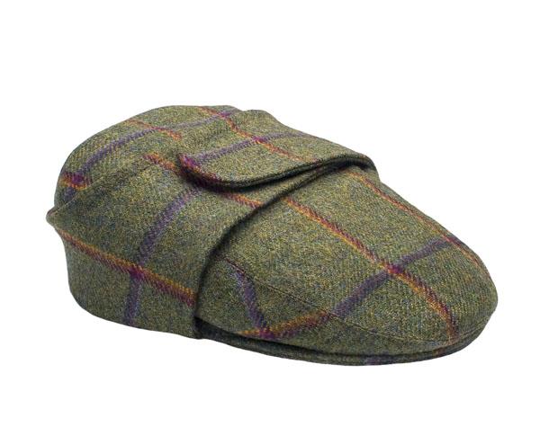 a02688e58f6 Bentley tweed cap