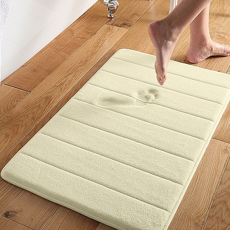 Super Soft And Absorbent Non Slip Memory Foam Bathmat Collection