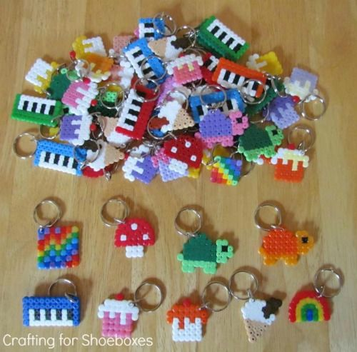 Fundraising Ideasell Your Crafts To Pay For Shipping Of Operation Easy Perler Beads IdeasHamma