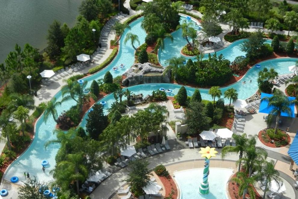 Lazy River Orlando Jw Marriott Orlando Grande Google