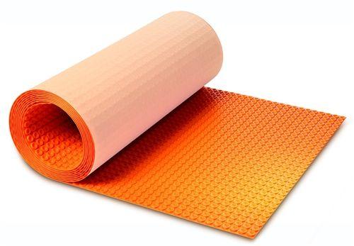 Schluter Ditra Heat Membrane Floor Heating Stonetooling Com Floor Heating Systems Heated Floors