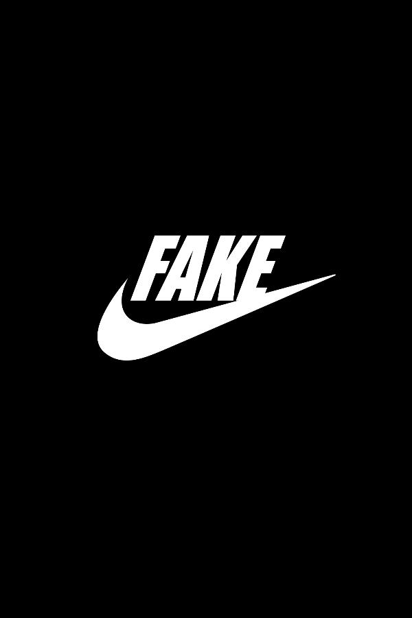 Nike Logo White Png : white, Wallpaper, Fake,, Wallpaper,