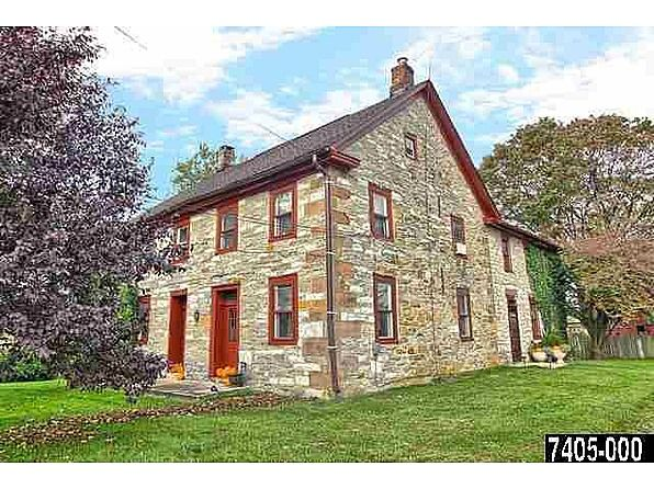 1804 York Pa 139 900 Stone Houses Historic Homes Old