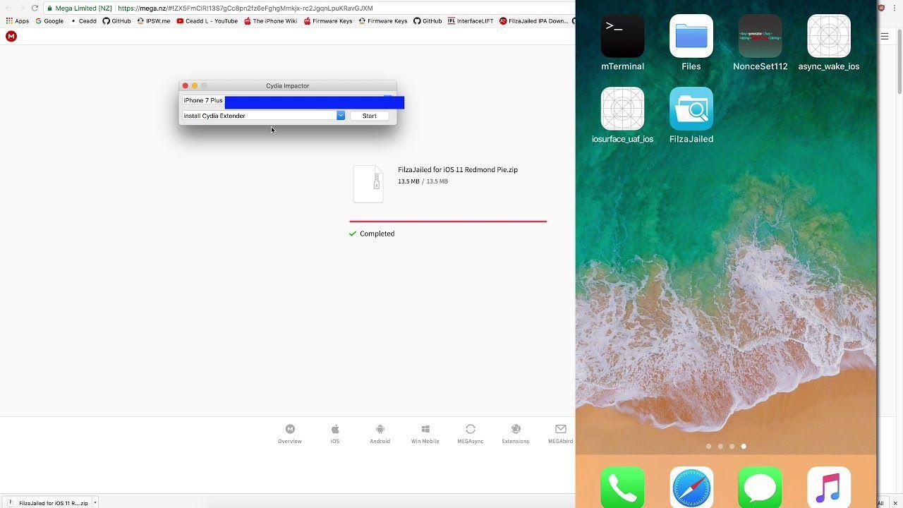 How To Install Filza iOS 11 1 2 | iOS 11 | Ios 11, Ios