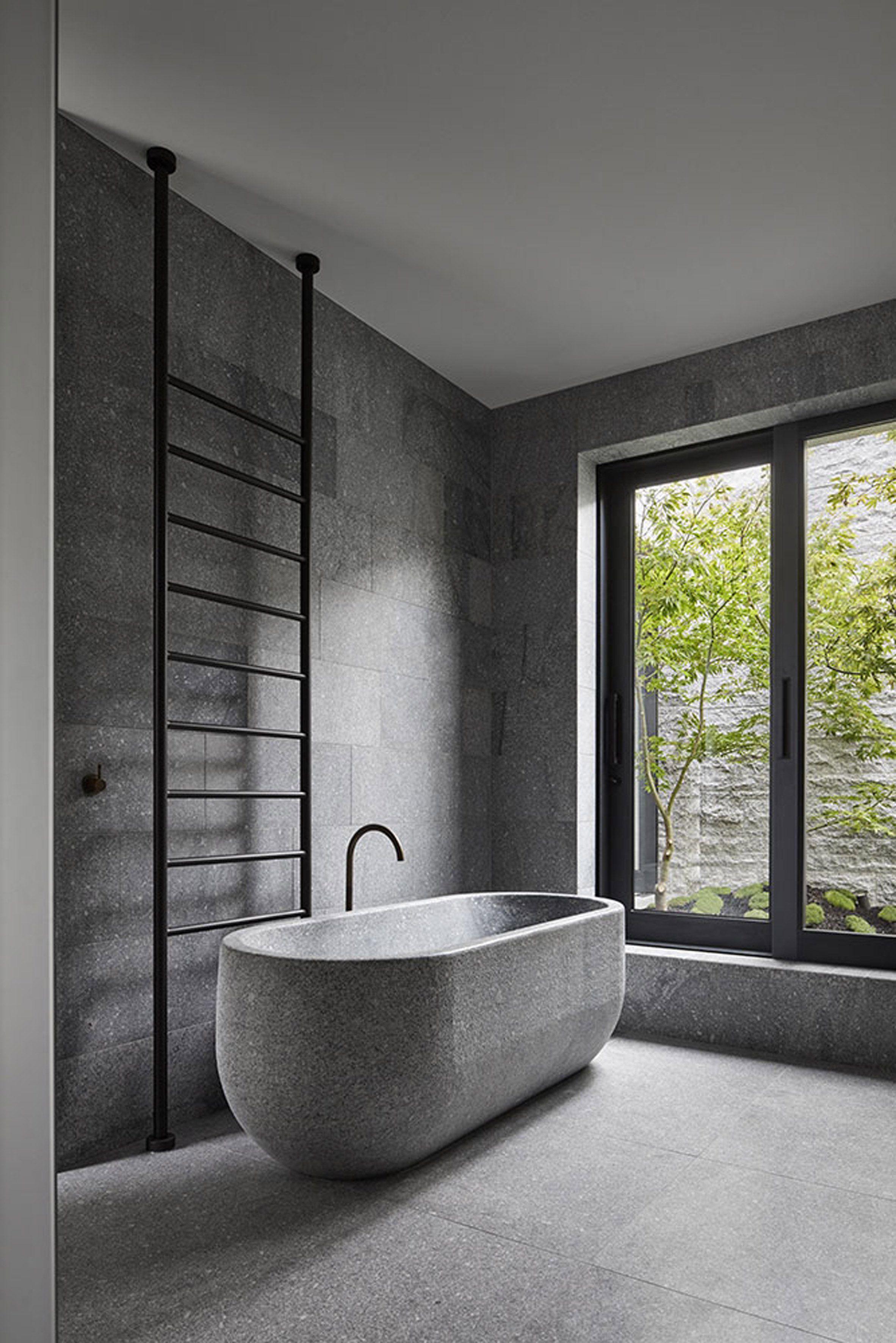 Badezimmerdesign mit jacuzzi pin by jeffry lamin on bathroom  pinterest  architecture design