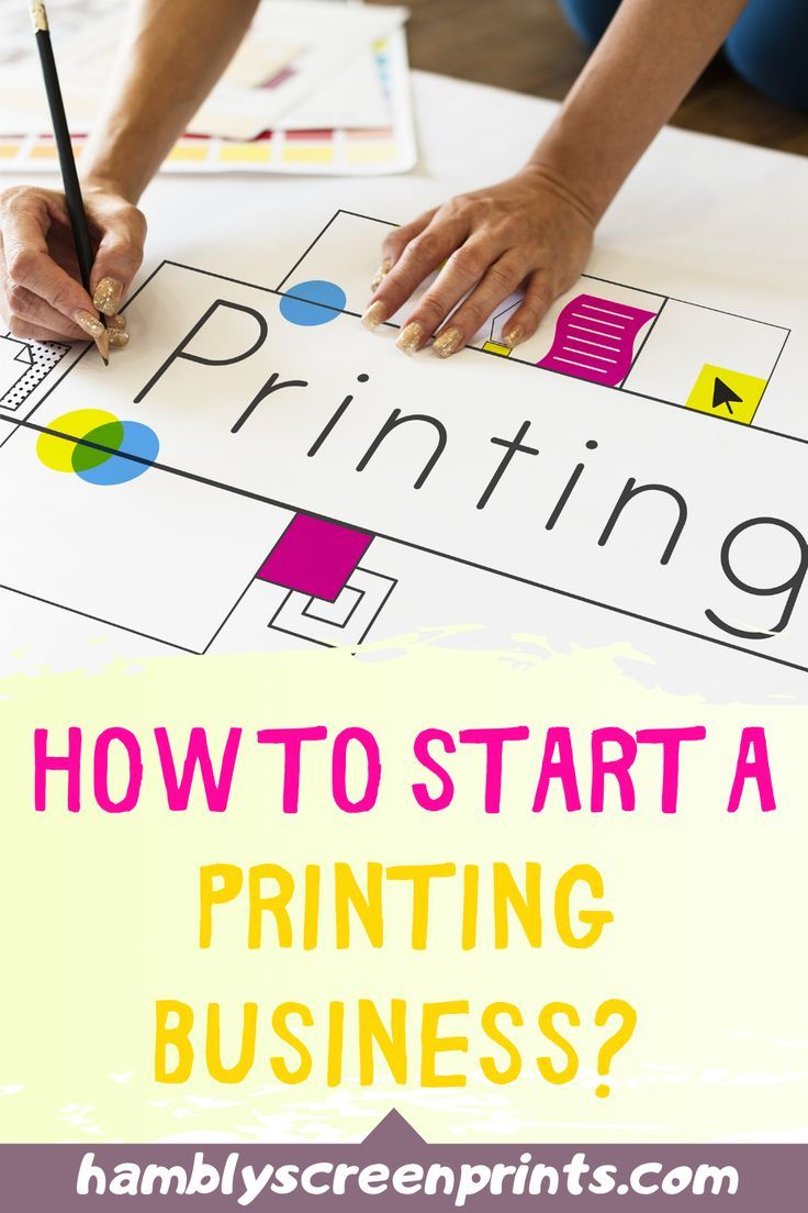 HOW TO START A PRINTING BUSINESS UNDER BUDGET in 2020