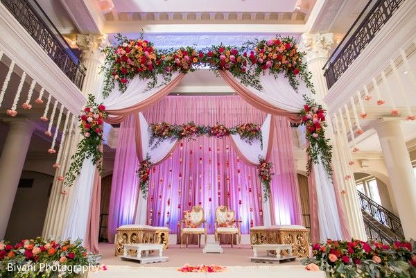 Houston Tx Indian Fusion Wedding By Biyani Photography Ceremony And