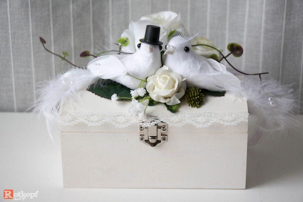 Geldgeschenke - Geldgeschenk Hochzeit  - ein Designerstück von Rotkopf-design bei DaWanda #crochetformoney
