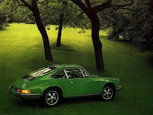 911 T 2.4 Coupé 1972