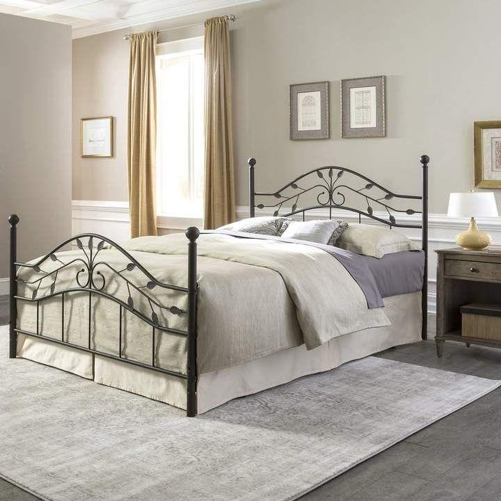 Best Laurèl Foundry Modern Farmhouse Madawaska Modern Panel Bed 640 x 480