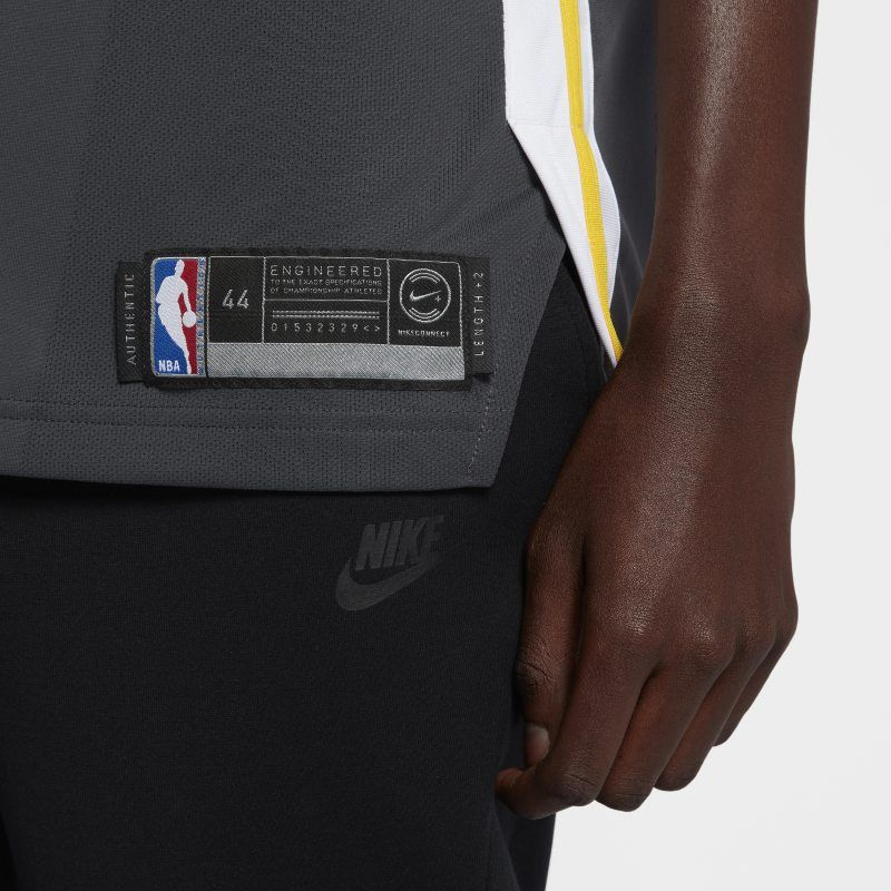 ee976c40333 Kevin Durant Statement Edition Authentic (Golden State Warriors) Men s Nike  NBA Connected Jersey -