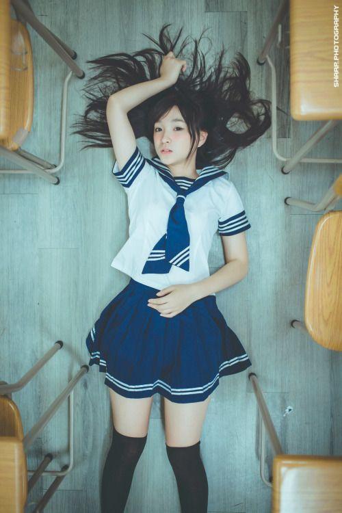c984e0560 Lincesas en uniforme escolar (japonesas) - Imágenes en Taringa ...