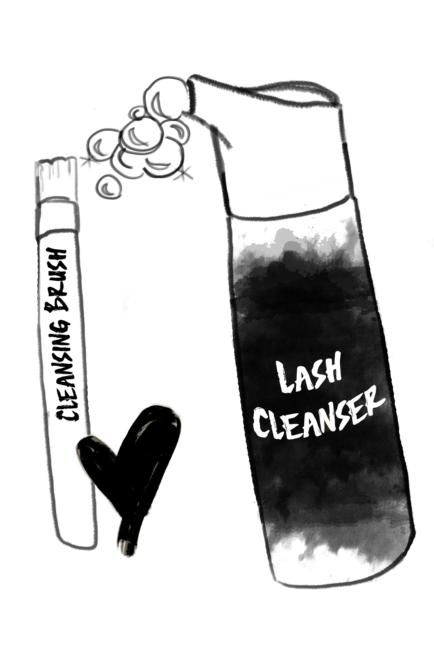7 Aftercare Tips for Lash Extensions to Share with Your Clients