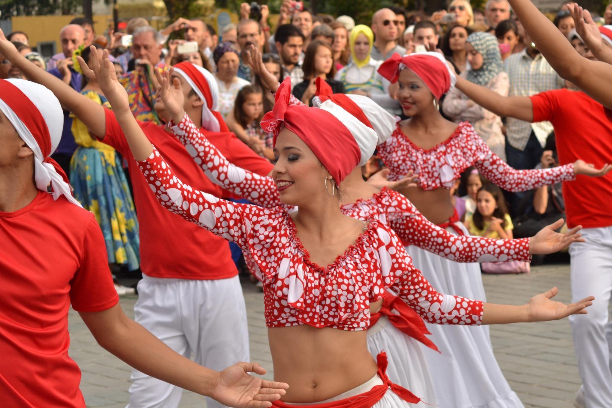 Dancer from venezuela!